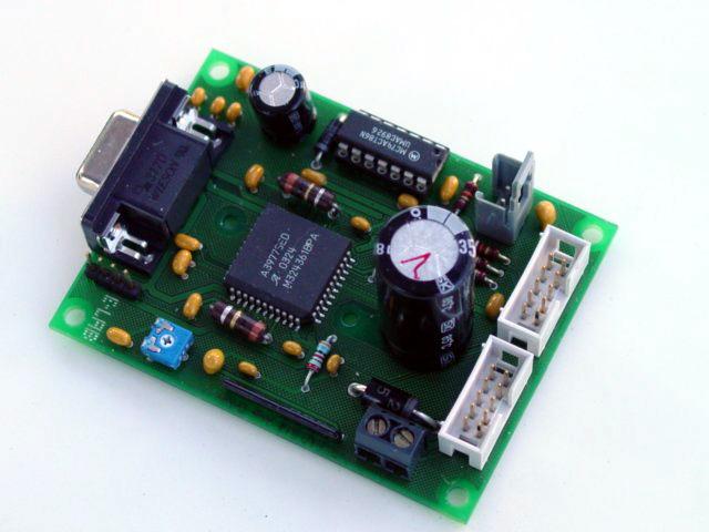 Stepper Motor Control. Stepper Motor Controller Power